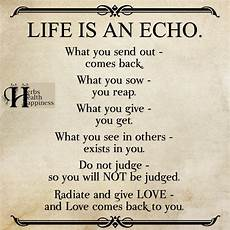 life is an echo 248 eminently quotable quotes funny