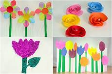 How To Make Paper Flowers For
