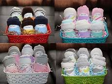babies gift basket adorable basket of socks wash
