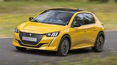 Peugeot 208 Review Prototype Supermini Tested Top Gear