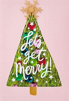 let s get merry card greeting cards hallmark