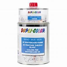 peinture magnétique blanche peinture 224 tableau blanc dupli color 1 litre