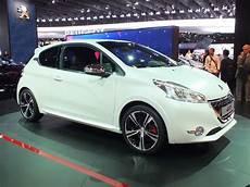 Fiche Technique Peugeot 208 1 6 Thp 208 Gti 30 Th 3p 2015