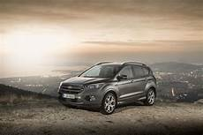 Drive Co Uk The Ford Kuga St Line Gallery Of Images