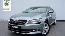 škoda Superb Combi 1 6 Tdi Ambition Business
