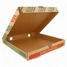 Boite 224 Pizza Marron 233 Cologique Impression Motifs Pizza