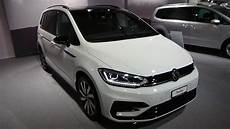 Volkswagen Touran Highline - 2019 volkswagen touran highline 2 0 tdi 190 exterior and
