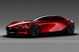 Mazda RX VISION Concept First Look  Motor Trend