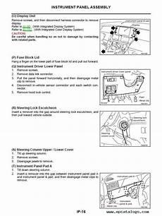 small engine service manuals 2003 nissan sentra interior lighting nissan teana model j31 electronic repair manual download