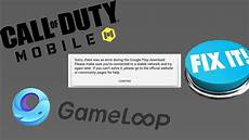 call of duty sorry there was an error during the play download hatası 199 246 z 252 m 252 game loop
