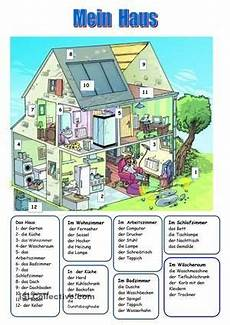 Das Bild Im Haus - das haus german grammar german language learning
