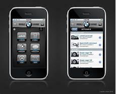app bmw bmw iphone app italy layout by camilojones on deviantart