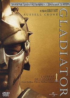 Dvdfr Gladiator Version Longue Edition Collector Dvd