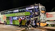 Flixbus F 228 Ngt Auf Dem Weg Bremen Nach Hamburg