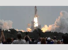 shuttle launch today live