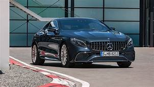 The 2018 Mercedes AMG S65 Coupe And Cabriolet  Colorado