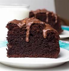 Schoko Himbeer Kuchen - schoko kuchen