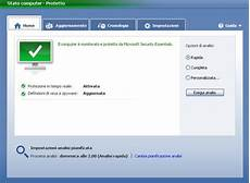 security software microsoft security essentials