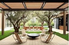 terrasse gestalten ideen 1950s villa of degeneres in los angeles design