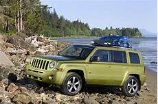 2008 Jeep Patriot Back Country Concept Top Speed
