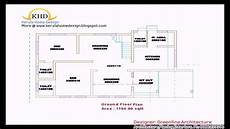 one floor house plans in kerala best of kerala style 3 bedroom single floor house plans
