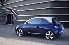 Opel Adam Angebote - opel loses new design