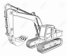 bulldozer clipart sketch bulldozer sketch transparent
