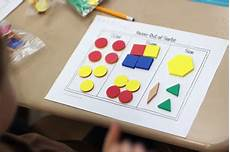 sorting objects by attributes worksheets 7746 more sorting shapes freebie grade blue skies