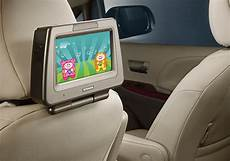 toyota highlander rear entertainment system toyota canada gt options accessory pricing