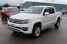 vw amarok gebraucht used white vw amarok for sale lincolnshire