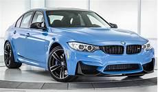 Yas Marina Blue 2017 Bmw M3 For Sale