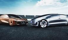 Bmw Mercedes Kooperation Beim Autonomen Fahren