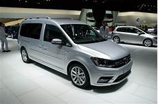 New Vw Caddy Maxi Shows Its Longer In Geneva Carscoops