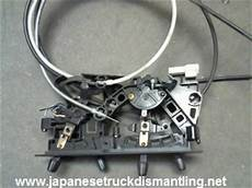 electronic throttle control 1997 toyota 4runner spare parts catalogs 1996 1997 toyota 4runner climate control ac heater selector front