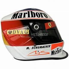 michael schumacher 1996 f1 replica helmet size cm