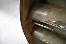 L Inox Formation De Corrosion Ou De Rouille