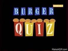 Burger Quiz Le Retour Steemit