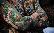 tattoos in japan the history and meaning an