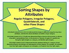 math worksheets sorting by attributes 7753 sorting shapes by attributes math common 3rd 4th 5th geometry fifth grade common