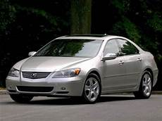 2007 acura rl pricing ratings reviews kelley blue book