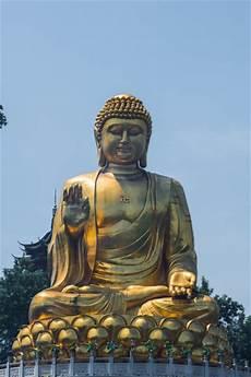 bilder buddha gro 223 e goldene buddha statue kostenlose foto