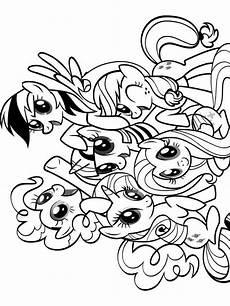 ausmalbilder my pony malvorlagen kostenlos zum