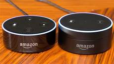 echo dot 2nd 2017 review rating pcmag