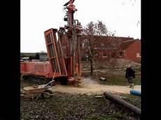 Machine De Forage Stenuick S700 Foreuse D Eau Sur