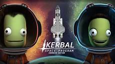 space edition kerbal space program enhanced edition launch trailer