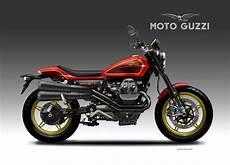 Moto Guzzi V9 - motosketches moto guzzi v9 trax