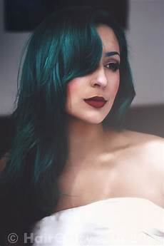 dark green hair turquoise without bleach i need help to get dark teal hair forums haircrazy com