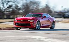 2016 Chevrolet Camaro Lt Rs V 6 Test Review Car And Driver