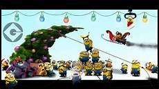 minions christmas desktop wallpapers 9to5animations com