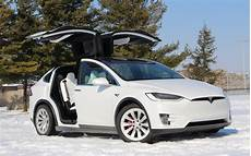 2018 Tesla Model X Space Age Family Commuting The Car Guide